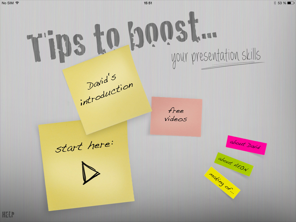 TIPS to boost your presentation skills